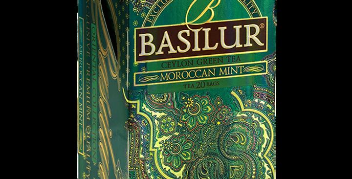 Basilur Moroccan Mint Tea 30g