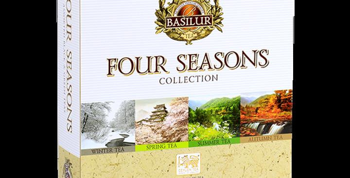 Basilur Assorted Four Seasons - 40 Envelopes