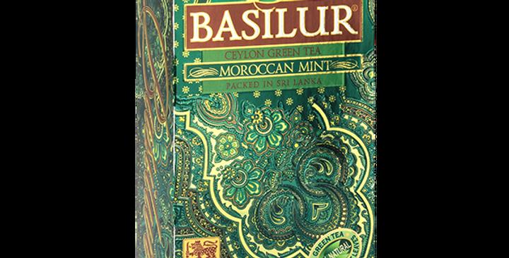 Basilur Moroccan Mint Tea 37.5g
