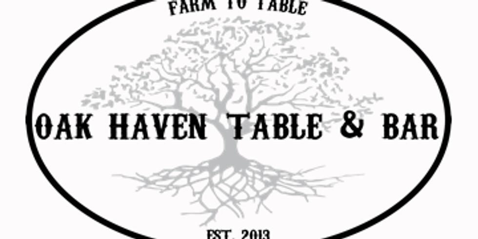 Oak Haven Table & Bar