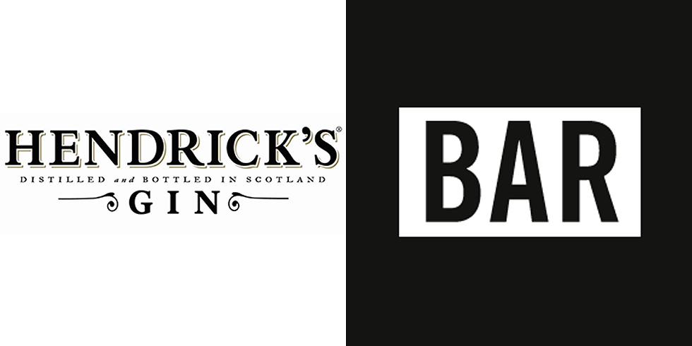 Hendrick's Gin @ BAR event