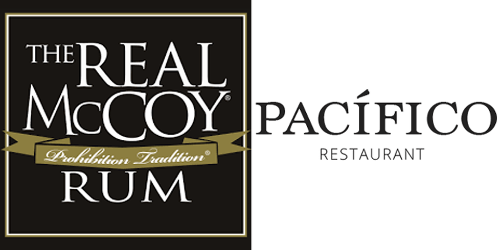Real McCoy Rum parlays @ Pacifico