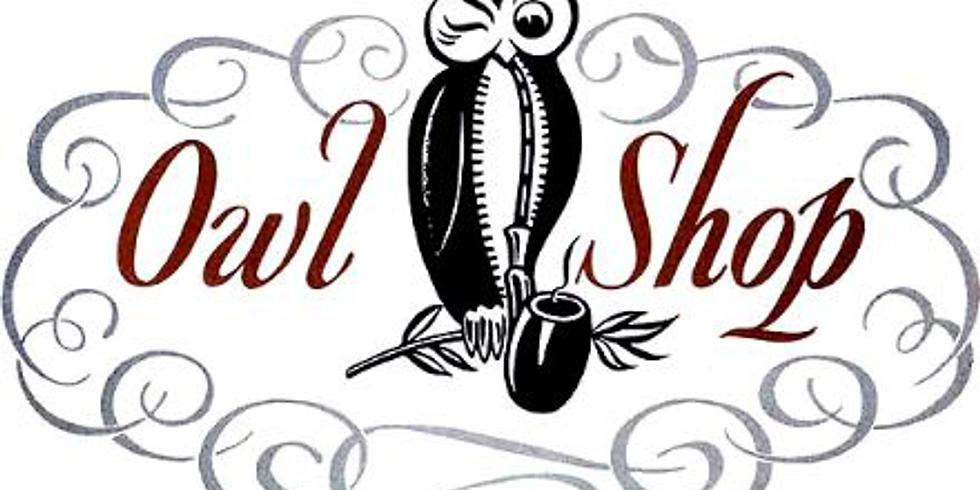 Laphroaig Tasting At Owl Shop