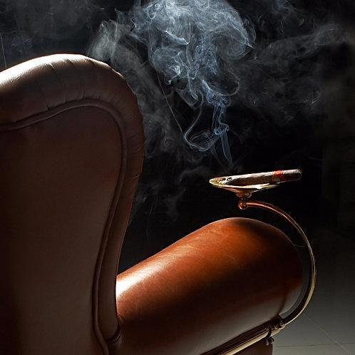 Leather+Tobacco - 5.5oz Soy