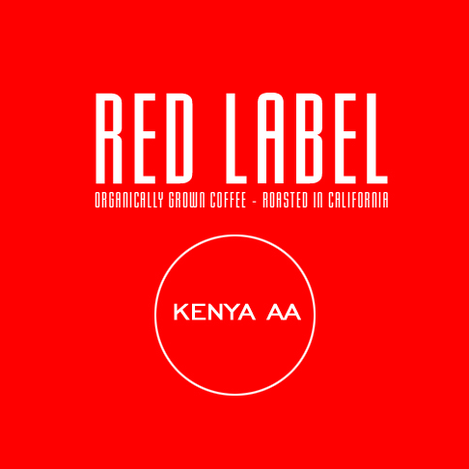 RED LABEL COFFEE