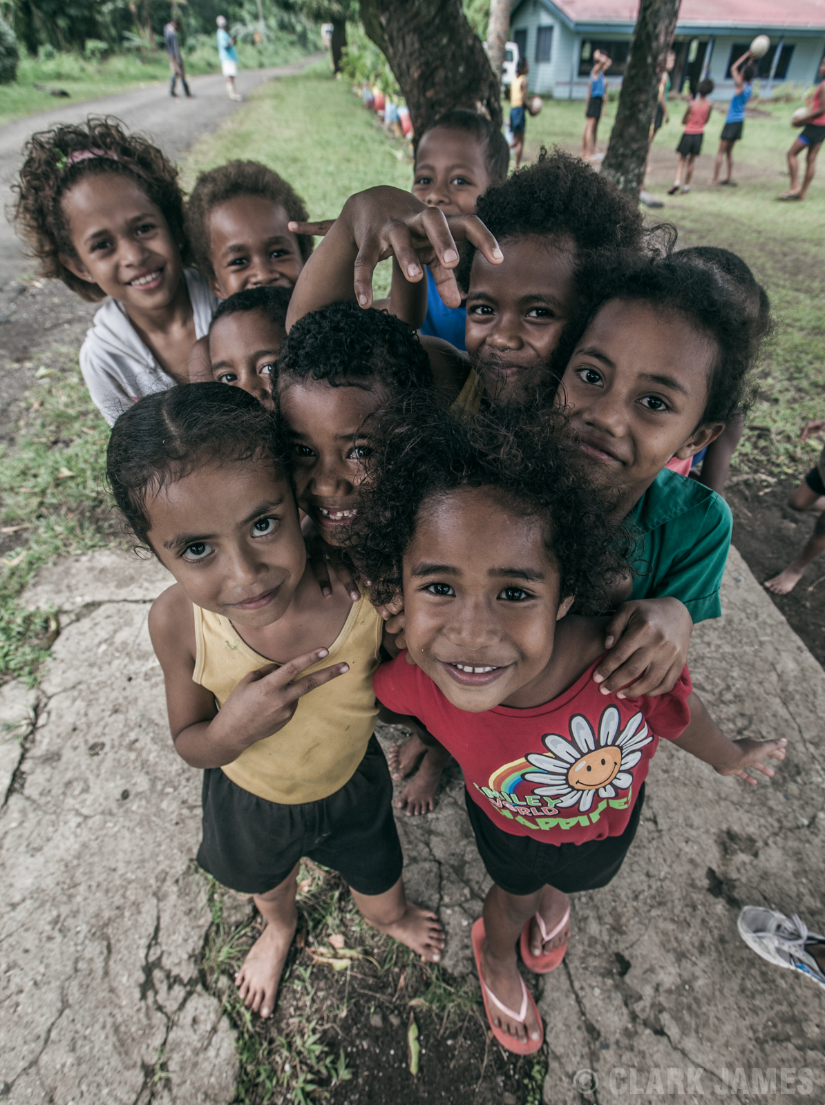 CHILDREN OF TAVEUNI