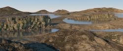 LAKE LAND SET