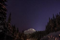 Mt Hood - New Years Eve