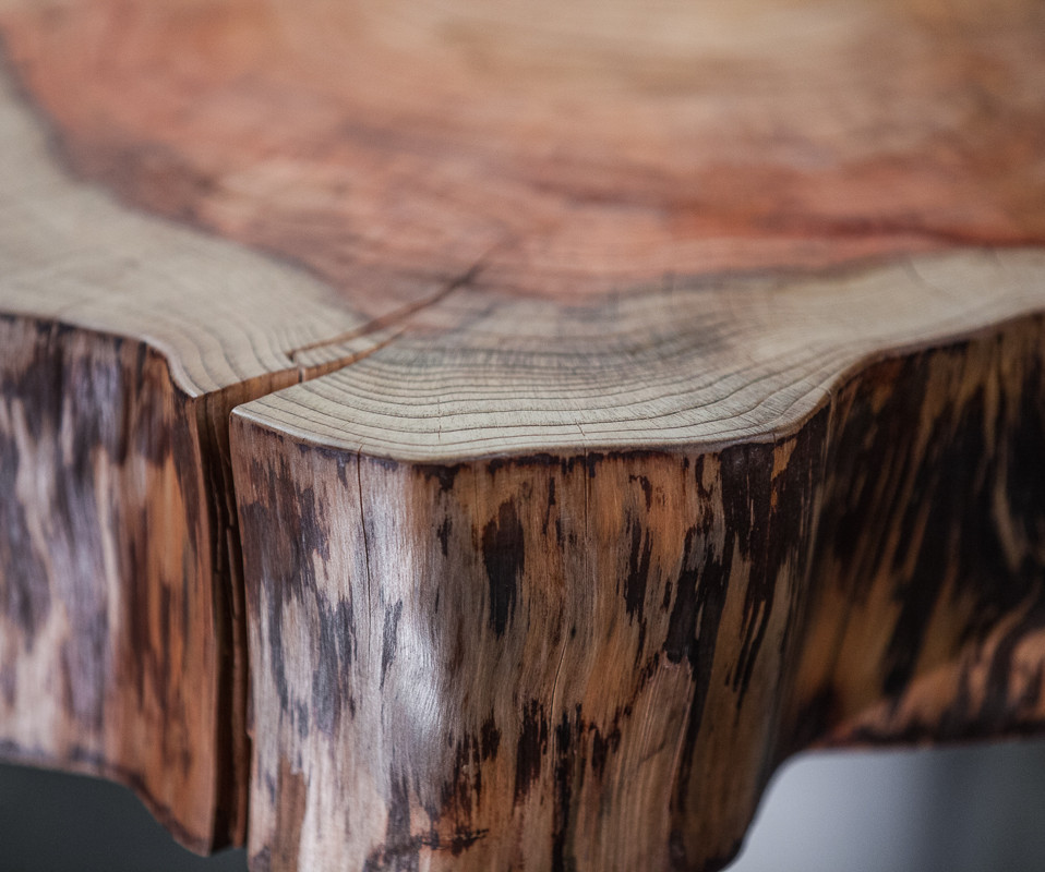 CLARK-JAMES-CUSTOM-RUINS-JAPANESE-CEDAR-TABLE