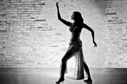 JILL BAKER - BELLY DANCER