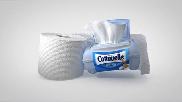 COTTONELLE - WIPES