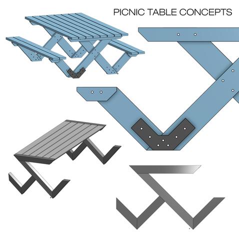 PICNIC TABLE CONCEPTS