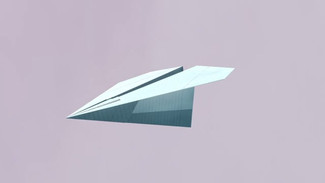 DYNAMIC PAPER AIRPLANE