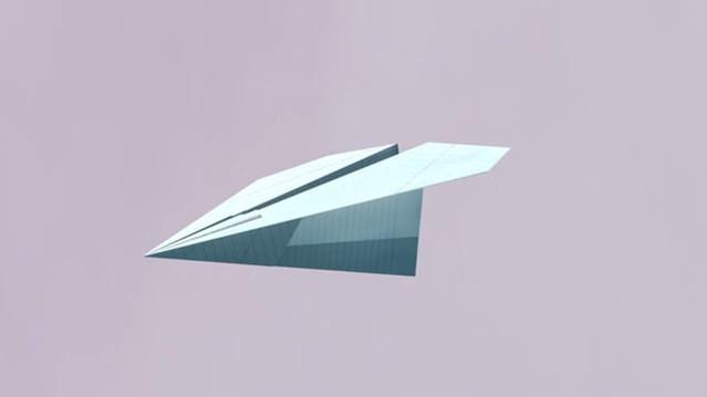 DYNAMIC PAPER AIRPLANE