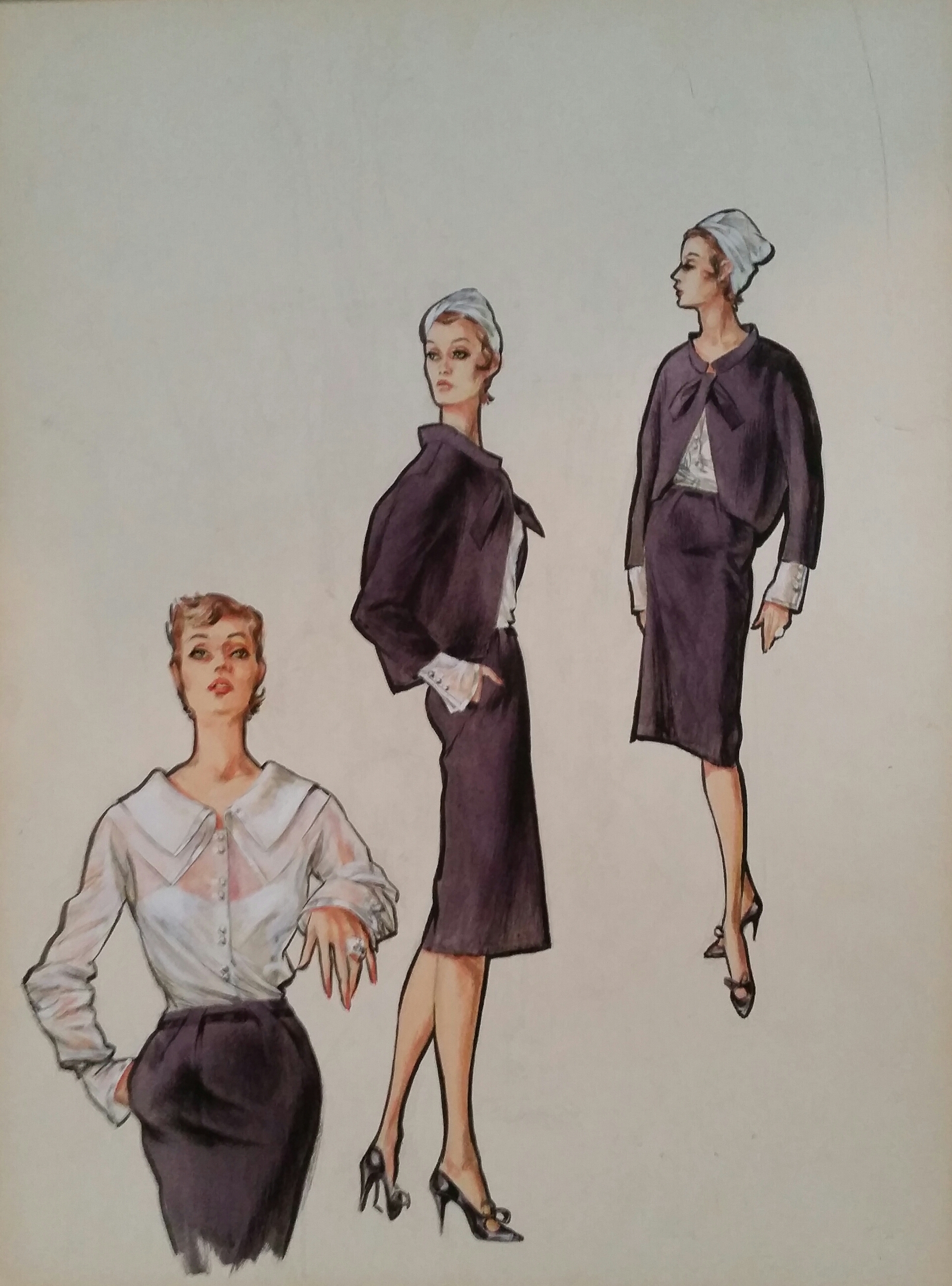 MARY ANNE NYBERG ILLUSTRATION