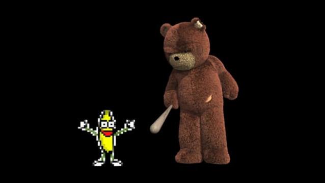 GAME PROMO - NAUGHTY BEAR