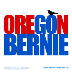 Go-Oregon-Bernie-Sanders-By-Clark-James