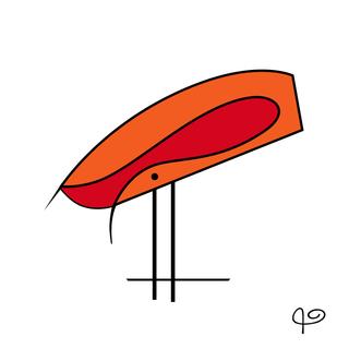 Red+Orange Bird