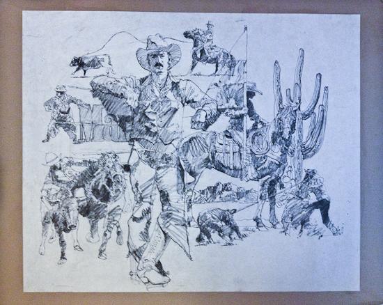MARLBORO MAN CONCEPT ART
