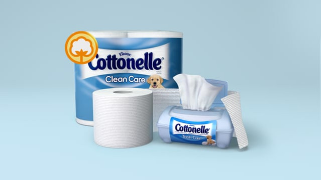 COTTONELLE - WIPES II