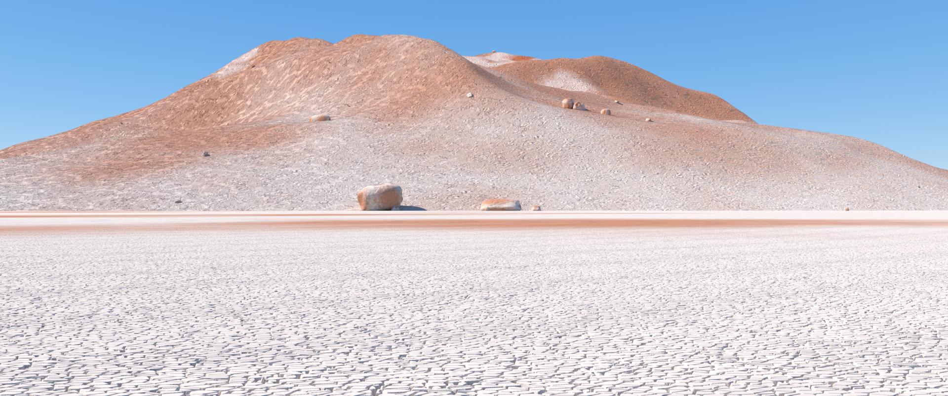 DESERT ENV