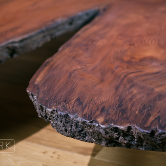 REDWOOD BUTTERFLY TABLE-TOP