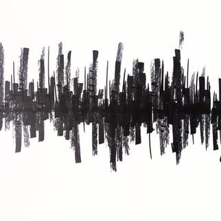 """""""A Brutalist City I"""""""