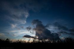 SUNSET ON EFATE, VANUATU