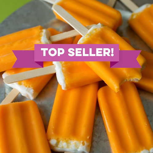 Orange Creamsicle - 5.5oz Soy