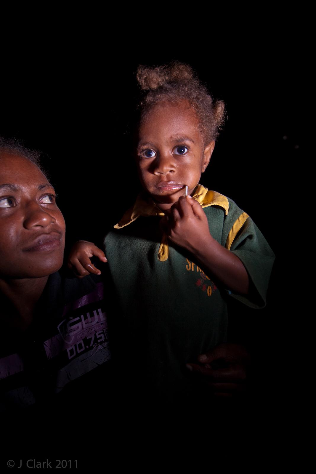 BEAUTIFUL CHILDREN OF VANUATU