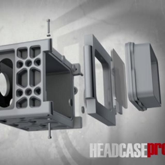 UNRULY HEADCASE PRO COMPONENTS