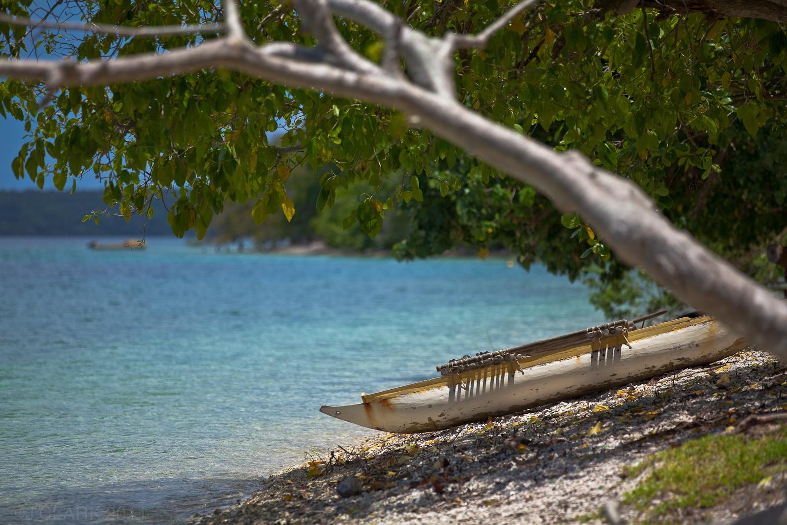 IDEALIC BEACH ON EFATE, VANUATU