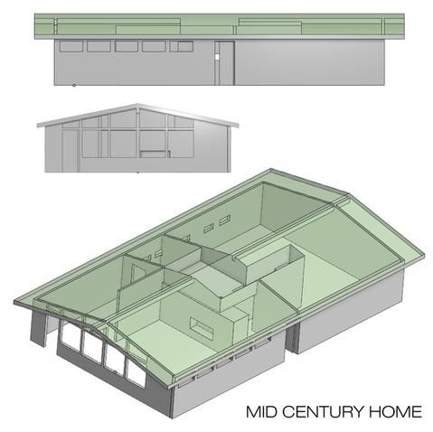 MID CENTURY HOME II