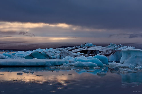 Icelandic Glacier - 5.5oz Soy