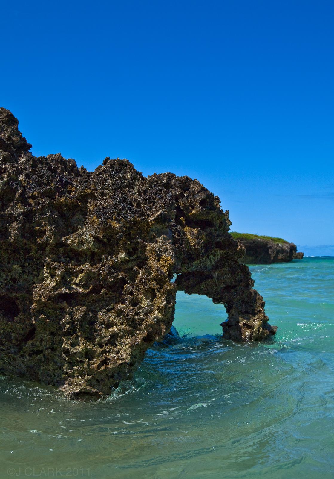 VOLCANIC ROCKS NORTH EFATE, VANUAU
