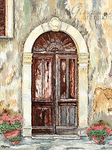 Un Vecchio Portone, Abruzzo