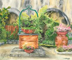 Garden in Amalfi
