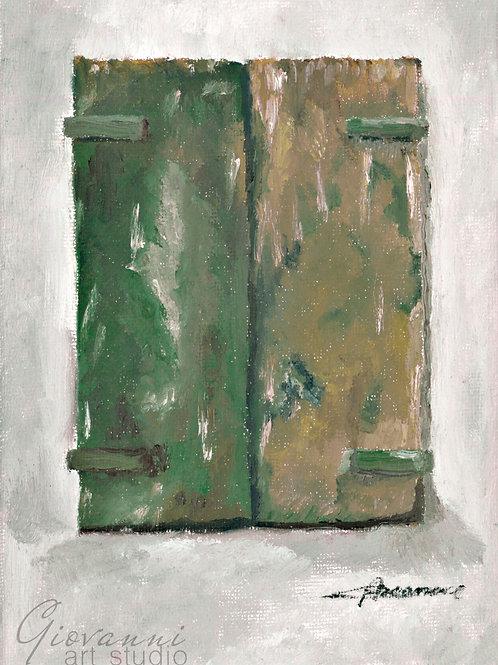 Una Finestra Chiusa, Venezia