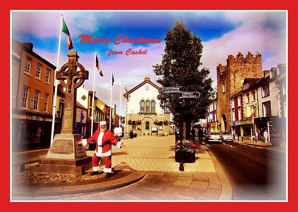 Santa Greetings from Main Street Cashel