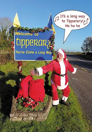 Santa - It's A Long Way To Tipperary