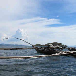 Traditionelle Fischerei.