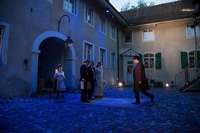 Greuterhof Islikon - Der seltsame Falls des Dr. Jekyll und Mr. Hyde - Photo: Eliane Munz