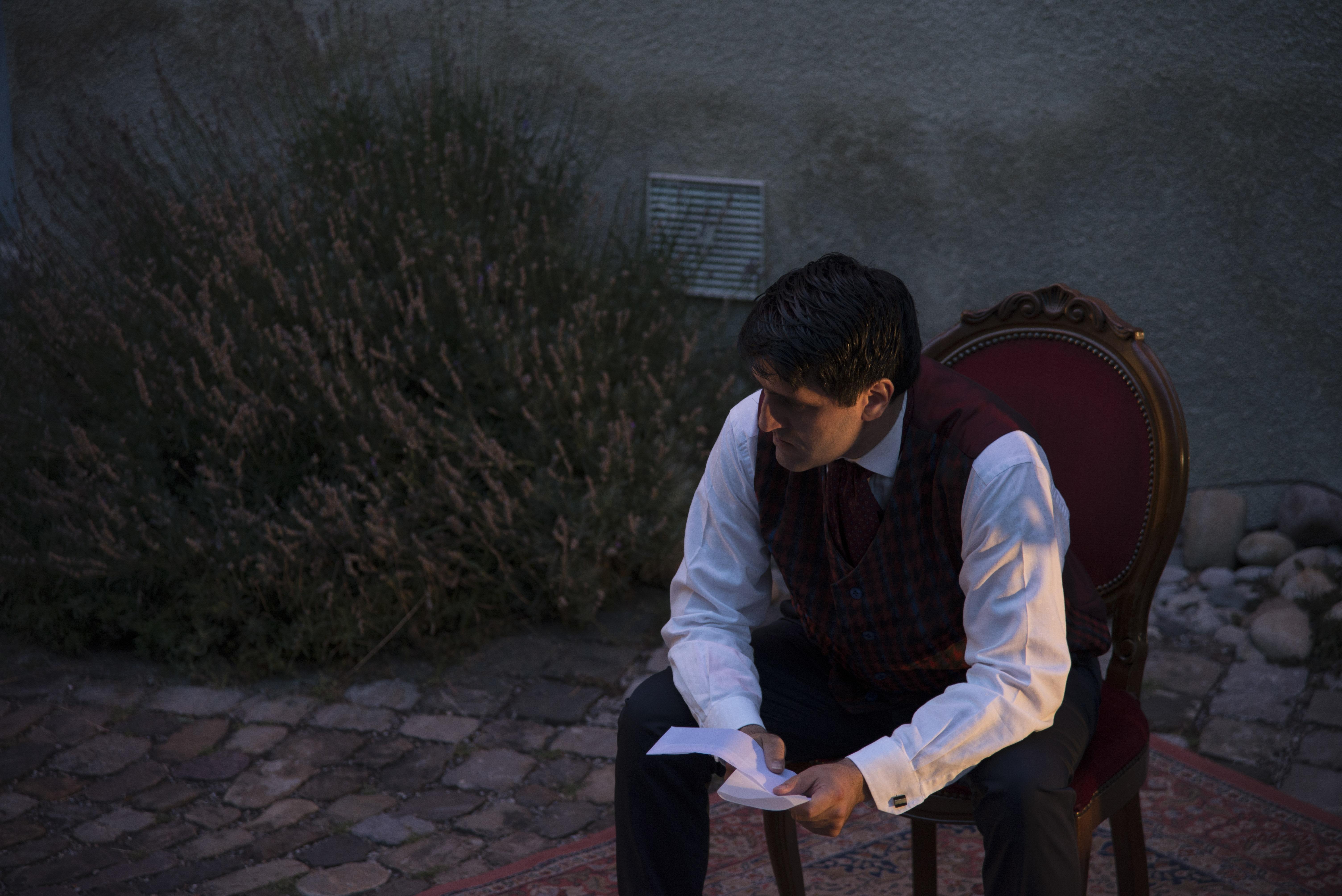 Giuseppe Spina als Dr. Jekyll