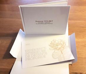 Envie d'offrir ou d'offrir une expérience de détente profonde? Les Box Cadeau sont arrivées...