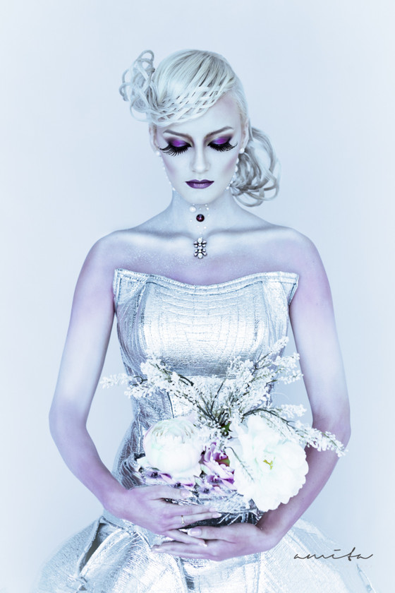 Ice Bride Photoshoot