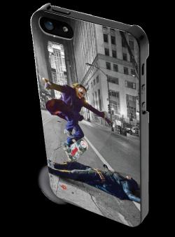 Iphone C Skateboard Case