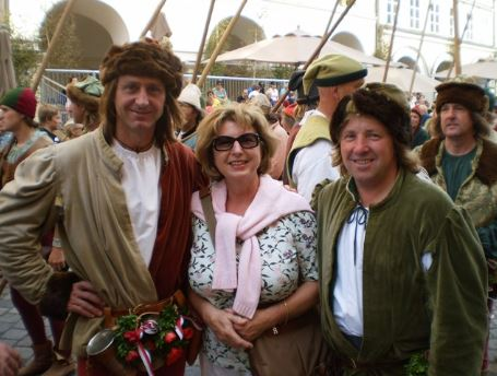 Rainer Frau Peter