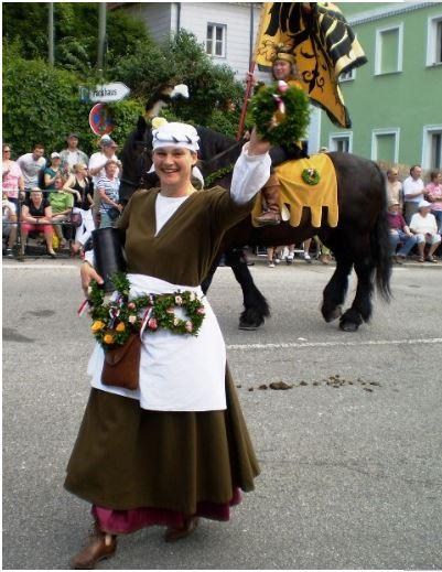 Marion Umzug