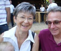 Fritz mit Frau