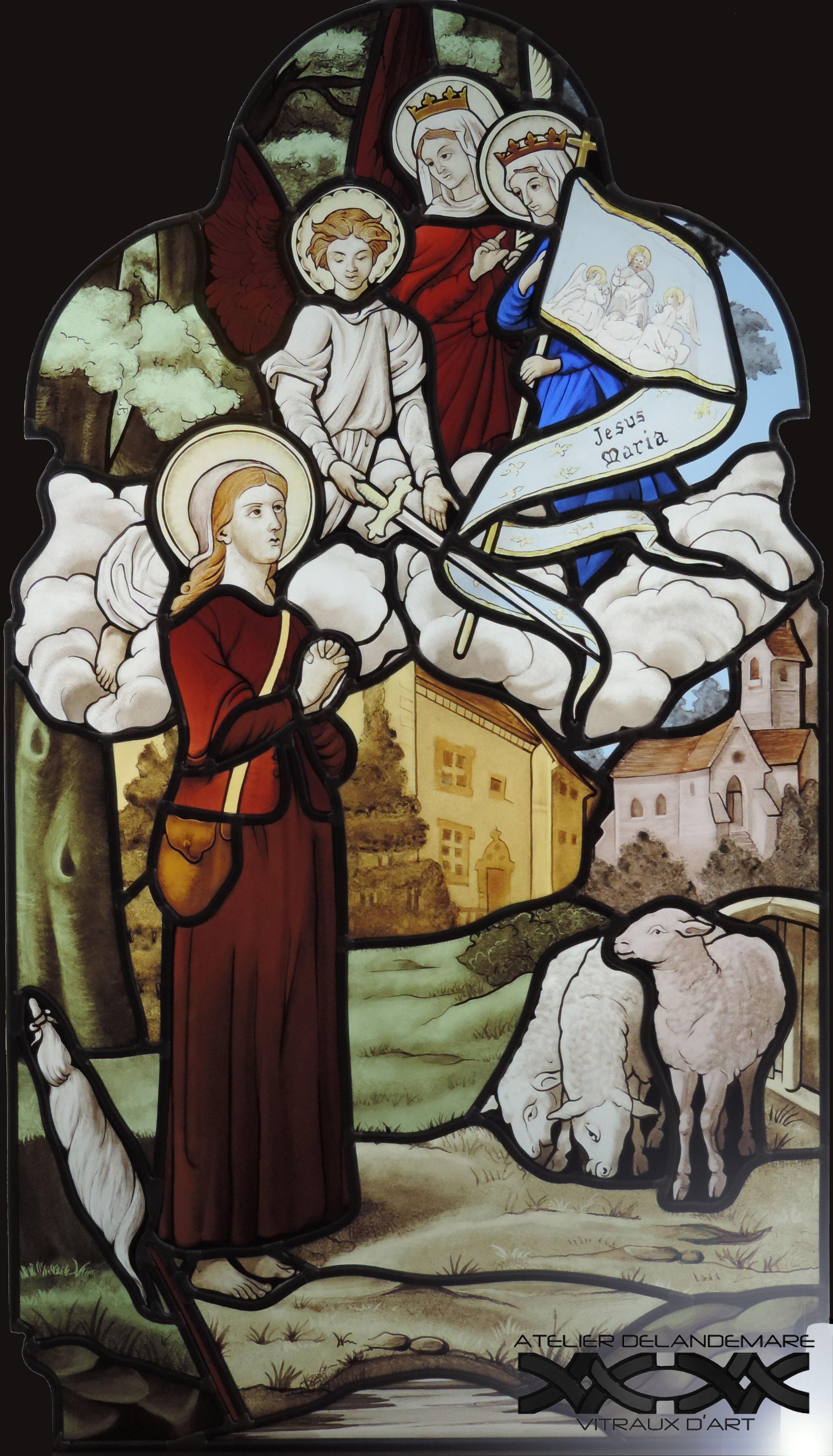 Historial Jeanne d'arc rouen